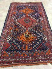 Tappeto Persiano Kaskay vecchio misura 250x145 Persian Rug
