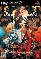 PS2 Guilty Gear XX Accent Core PlayStation 2 Japan F/S