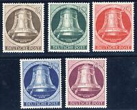 BERLIN 1951, MiNr. 75-79, tadellos postfrisch, gepr. Schlegel, Mi. 100,-