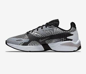 ⚫ Authentic Nike Ghoswift Running Shoes  ( UK Sizes: 10 & 10.5 ) Wolf Grey Black