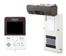 Panasonic Wireless Door Monitor + Door camera VL-SDM310-T Japan Fast Shipping