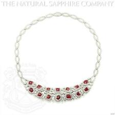 Ruby Necklace (J3367)