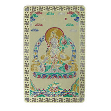 Feng Shui White Tara Talisman Card