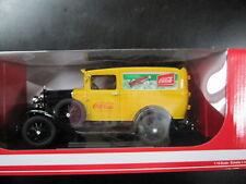 Coca-Cola 1931 Ford Model A Delivery Van- MIB 1:18 scale