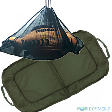 Unhooking Mat and Weigh Sling Carp Fishing Padded Large 115cm x 70cm