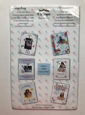 Timeless Treasures Baby's First Scrapbook Pages Collection New