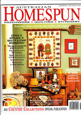 Australian Homespun - Issue 05 - Volume 02 No 03