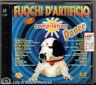 FUOCHI D'ARTIFICIO COMPILATION (CD DOPPIO Dance e Latino) 1997