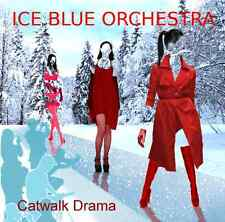 ice blue orchestra - catwalk drama ( D 2016 )  CD