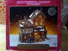 Santa's Workbench Collection ® 2000 Christmas Towne Series Ludwug Hill Mill