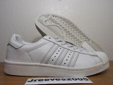 DS Adidas Superstar Boost Sz 11 100% Authentic Originals Vintage White BB0187