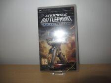 Star Wars Battlefront: Elite Escuadrón (Psp) Pal Nuevo Precintado