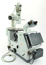 Zeiss ICM-405 Binocular Microscope WZeiss Camera & Polaroid Attachment