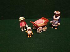Playmobil Nostalgie Kindermädchen, Nanny, ähnlich 5502, rosa Serie, Set 1