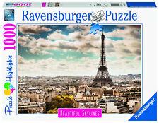 RAVENSBURGER 14087 - PARIS, 1000 TEILE PUZZLE, NEU/OVP