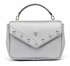 MCM Catherine Shoulder Small MWS7SRS82SP-2 with Free Gift