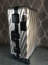 New Tumi 19 Degree Aluminum Short Trip Luggage Style 036864IVGL MSRP$1,200 Gold