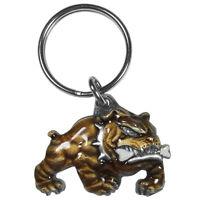 """#28 COW STEER BULL SKULL 1-1//4/"""" x 1-1//8/"""" Pendant Key Ring One-Sided"""