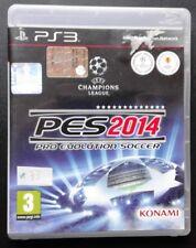 (73) Play Station 3 PES 2013 Pro Evolution Soccer 2013