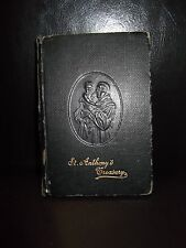 St Anthony's Treasury A Manual Of Devotions