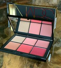 Genuine NARS STUDIO 54 free lover CHEEK BLUSHER PALETTE