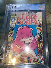 Care Bears #7 CGC 9.8 1986 Marvel 25th Anniversary RARE HARD TO FIND Star Comics