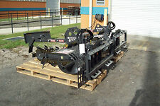 """Skid Steer Trencher,Bradco 625,Dig 36"""" x 6"""",Two Position Digging,Same Same Day"""
