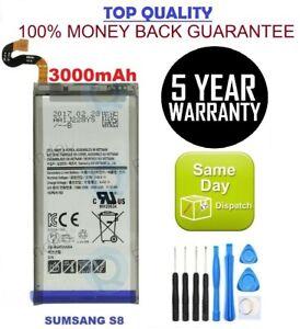 New OEM Original Samsung Galaxy S8 Battery EB-BG950ABA Genuine Replacement G950U