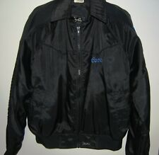 Tony Cano Signed & Numbered Coors World Final Rodeo Jacket El Paso Texas 1985