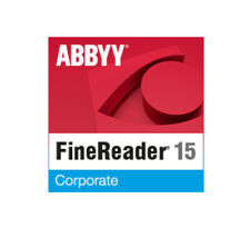ABBYY FINEREADER 15 CORPORATE EDU nuovo.