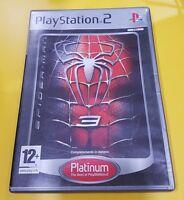 Spiderman 3 GIOCO PS2 VERSIONE ITALIANA