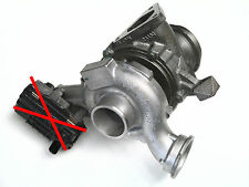 Turbocharger Without Electronics Mercedes Sprinter 215 / 315 / 415 / 515 CDI
