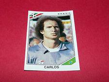 CARLOS BRESIL BRASIL RECUPERATION PANINI FOOTBALL MEXICO 86 WM 1986