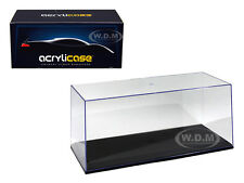 COLLECTIBLE DISPLAY SHOW CASE FOR 1/24 SCALE MODELS 10004