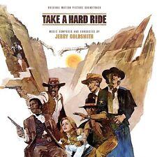 Take a Hard Ride Soundtrack CD Jerry Goldsmith 19CDT09