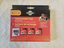 Staywell Classic Replacement Flap For 4way Locking Cat Flaps 2048/1876/9007