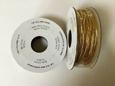 Stampin Up  - Gold coloured cord - 10yds
