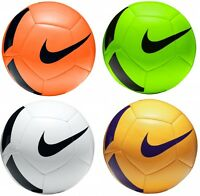 Nike Pitch Team Training Football Size 5 - Yellow, White, Green, Orange Choose