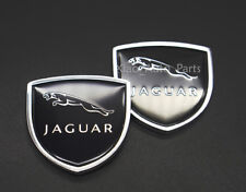 2x Car Sticker Emblem Badge Auto Decal Decoration Logo For Jaguar XE XF F-TYPE