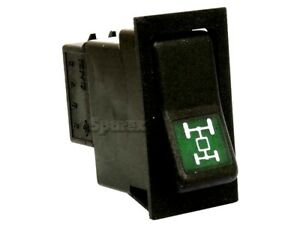 4 WHEEL DRIVE SWITCH FOR FORD 5610 6410 6610 6810 7610 TRACTORS WITH AP CAB.