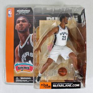 Tim Duncan San Antonio Spurs Mcfarlane Figurine Series 1 Variant NBA Basketball