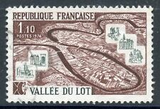 STAMP / TIMBRE FRANCE OBLITERE N° 1807  LA VALLEE DU LOT