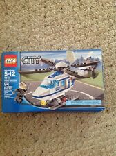 New Lego Police Helicopter, 7741.  Box Shows Slight Wear.  See Pictures.