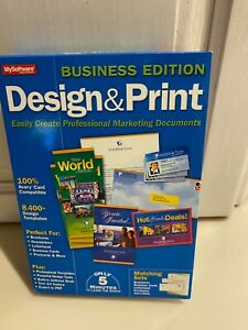 Design & Print Business edition