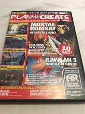 "PC CD Rom ""play cheats"""