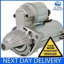 Si adatta a FIAT 1.3 Multijet Diesel GRANDE PUNTO/DOBLO/QUBO/500/FIORINO NUOVO Motore Di Avviamento