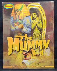 SEALED! Moebius #908 1/8 THE MUMMY Model Kit!