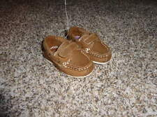 Cole Haan Infant Baby Brown Leather Shoes Boys Sz 1