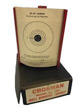 Vintage Crosman Model No 200 Bell Ringing Target