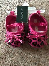 Zapato De Bebé Niña Laura Ashley Cochecito Nuevo con etiquetas